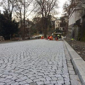 Zürich, Ulmbergstrasse