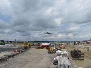 Zürich-Flughafen, Stands Delta Süd