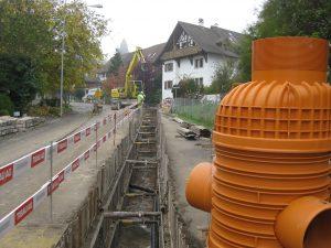 Neerach, Steinmaurstrasse