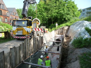 Illnau-Effretikon, Ersatz Kanal Wattstrasse