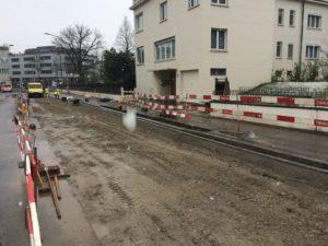 Zürich, Seebacherstrasse