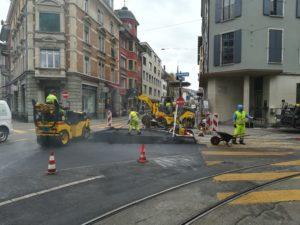 Zürich, Zweierstrasse