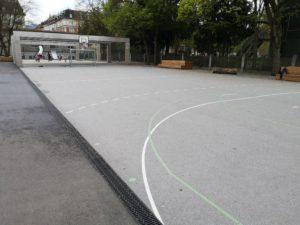 Zürich, Schulhaus Kern