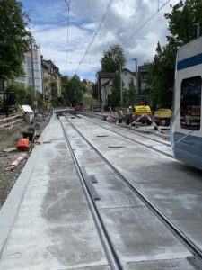 Zürich, Gloriastrasse