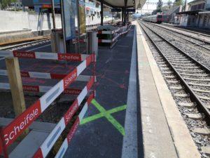 Dübendorf, Bahnhof SBB
